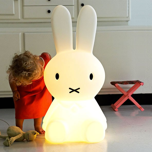lampe miffy xl mr maria mylittleroom. Black Bedroom Furniture Sets. Home Design Ideas