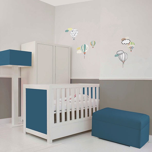lit b b volutif alice 140 x 70 cm coloris au choix bobo kids mylittleroom. Black Bedroom Furniture Sets. Home Design Ideas
