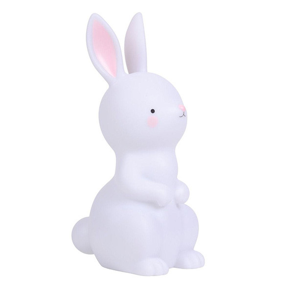 Veilleuse LED - Lapin Blanc A Little Lovely Company