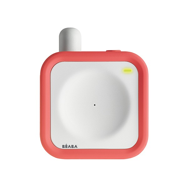 Babyphone Minicall - Corail Rose Béaba