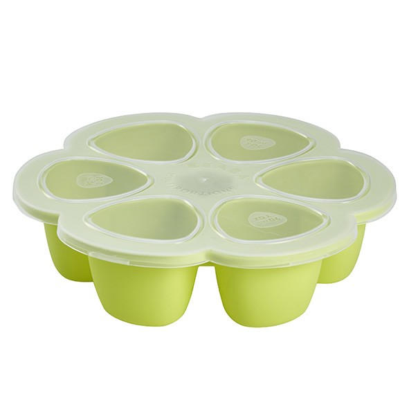Multiportions Silicone 90ml - Neon Vert Béaba