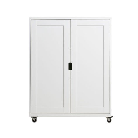 Commode 2 portes M Mix & Match - Blanc Blanc Bopita