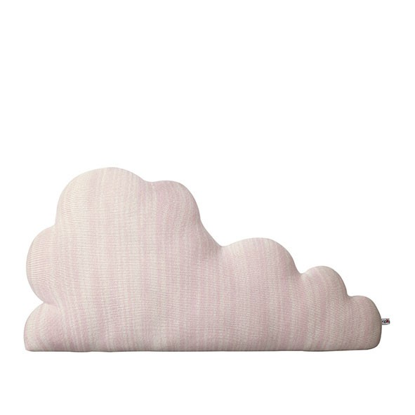 Coussin Nuage - L - Rose Rose Donna Wilson