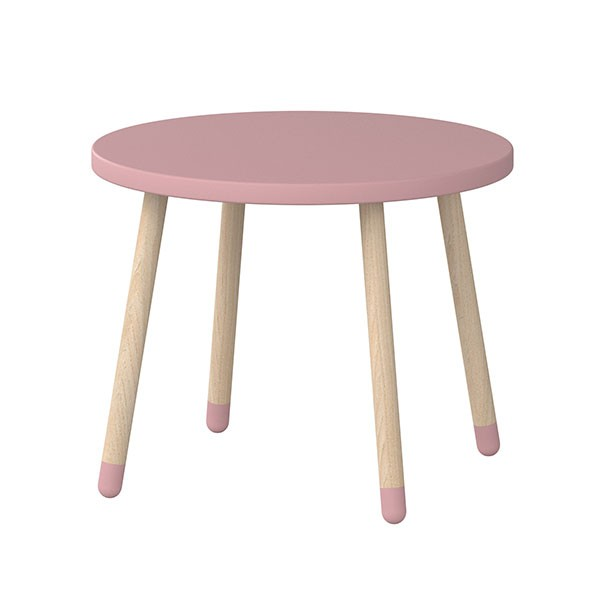 Petite table PLAY - Rose Rose Flexa