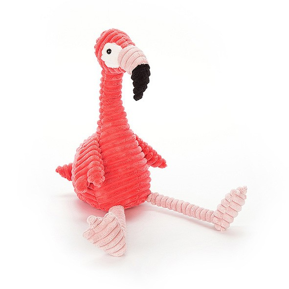Peluche Flamant Rose Cordy (41 cm) Rose Jellycat
