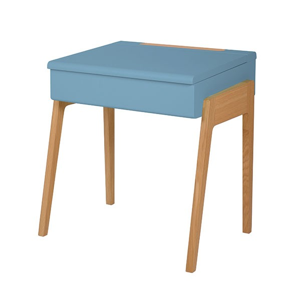 Bureau My Little Pupitre - Bleu Nordique Bleu Jungle by Jungle