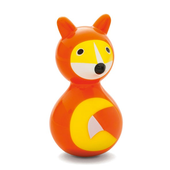 Culbuto Renard Orange Kid O