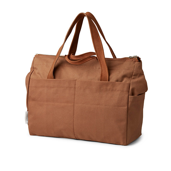 Sac à langer Melvin - Terracotta Marron / Taupe Liewood