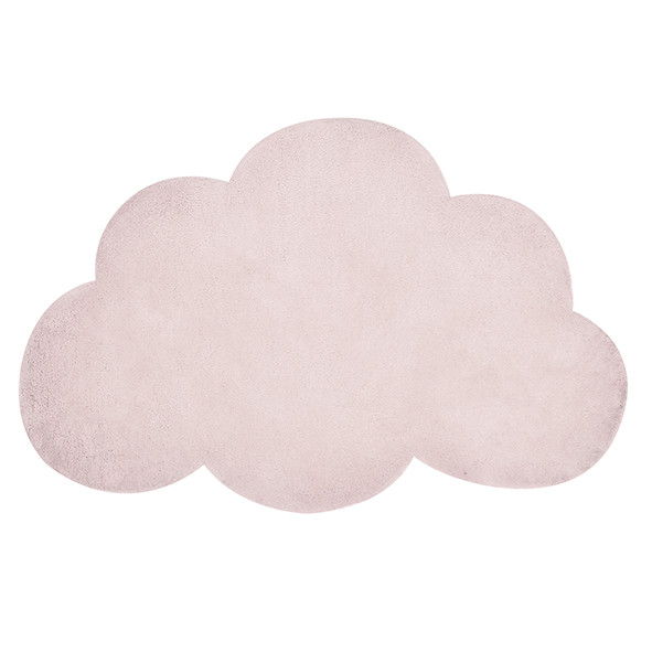 Tapis Nuage - Rose Perle Rose Lilipinso