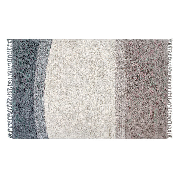 Tapis Woolable 140 x 200 cm - Into the Blue Beige Lorena Canals
