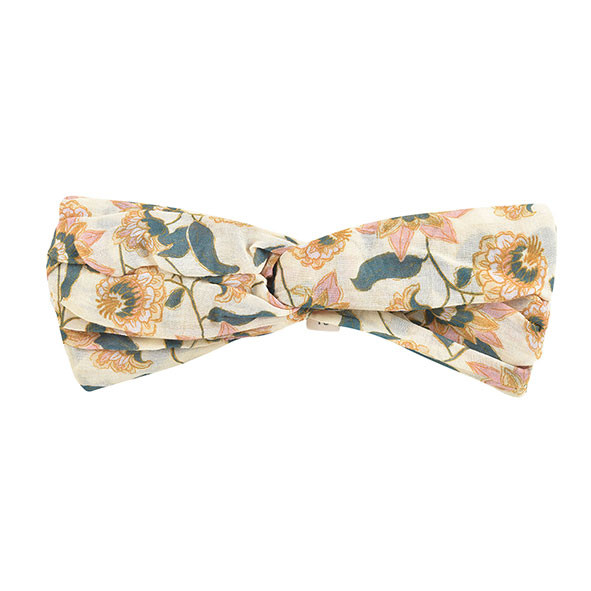 Headband Yuriria - Cream Flowers Jaune Louise Misha