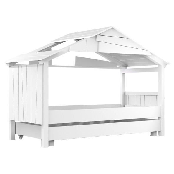 Lit Cabane Star Multicolore Mathy by Bols