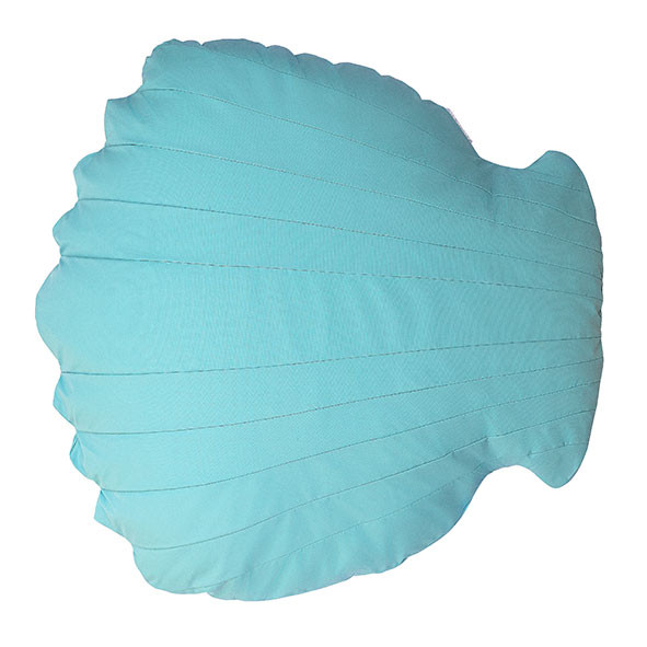 Pouf XL - Coquillage Bleu MX Home