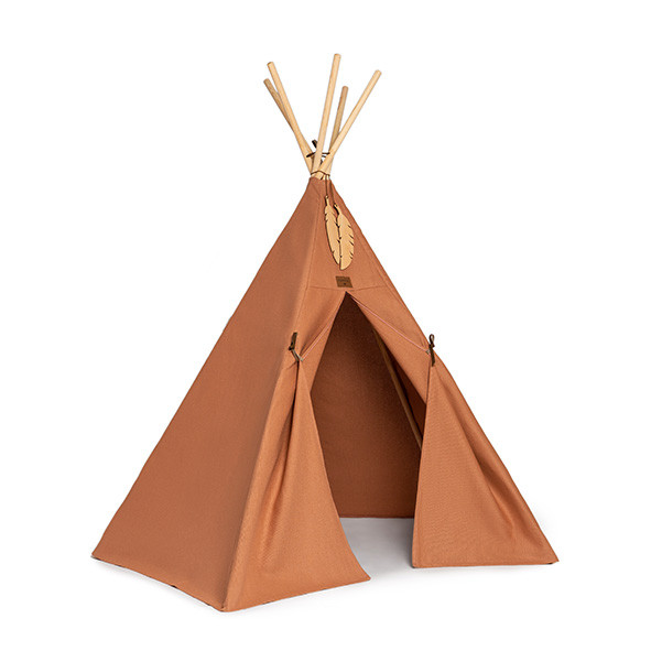 Tipi Nevada Pure Line - Sienna Brown Marron / Taupe Nobodinoz