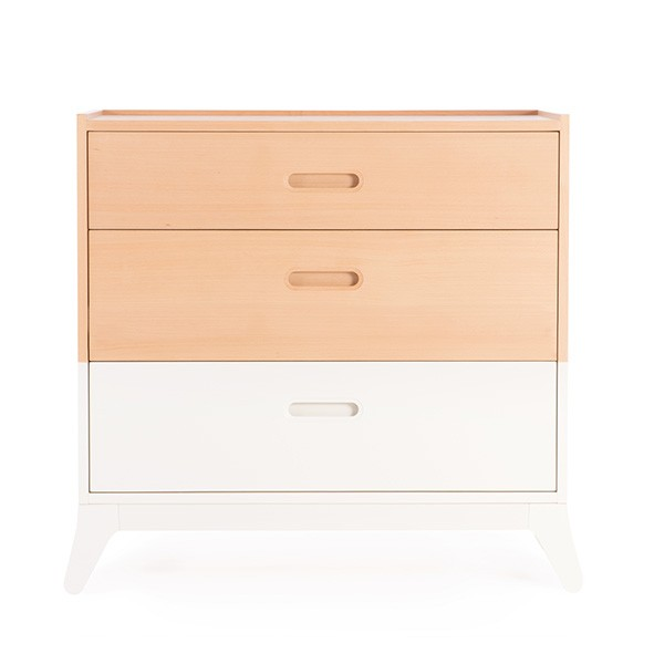 Commode New Horizon - Blanc Blanc Nobodinoz