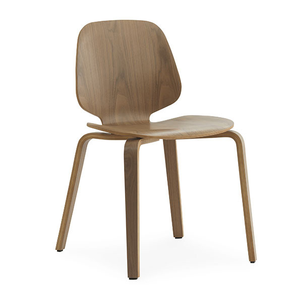 Chaise My Chair - Noyer Naturel Normann Copenhagen