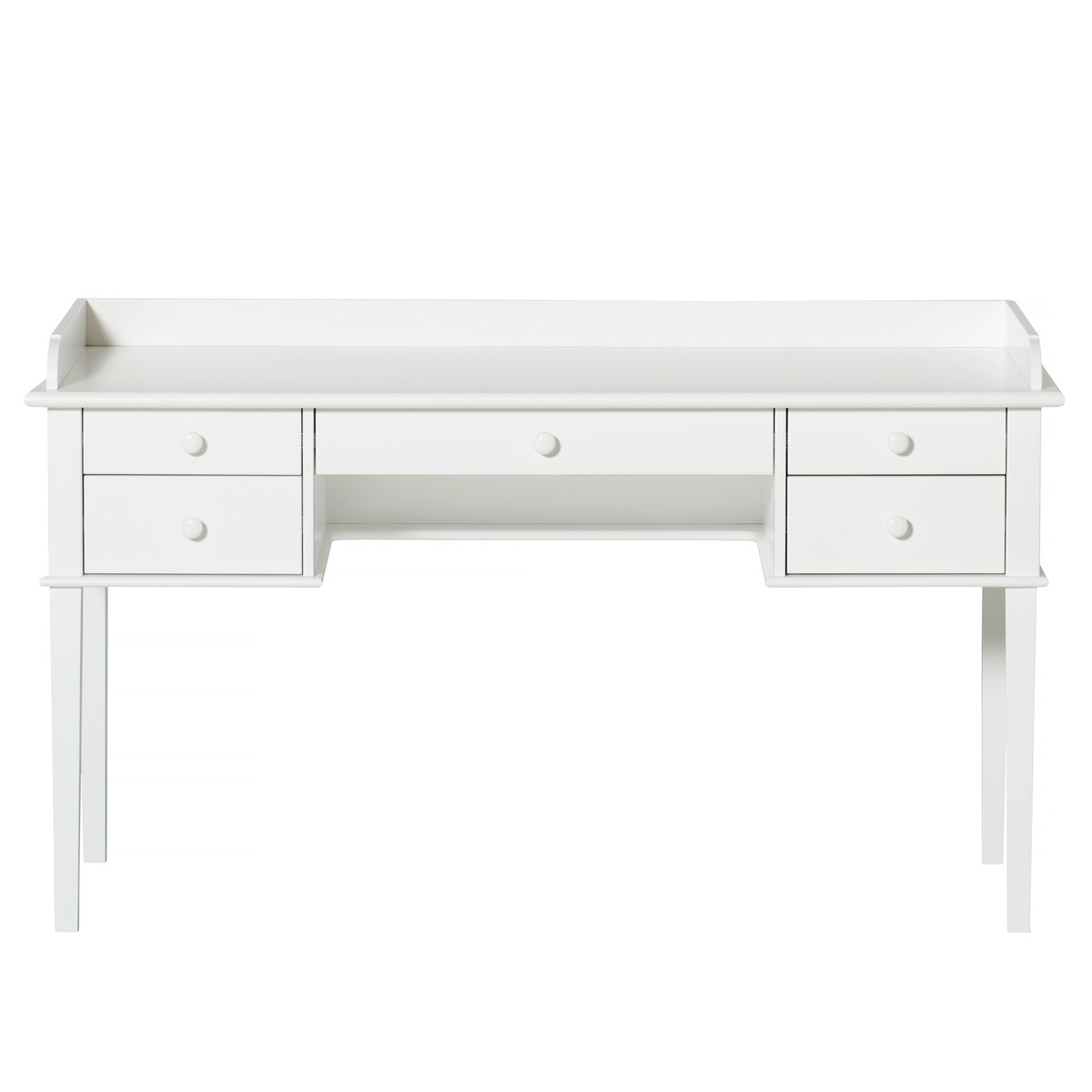 Bureau Junior Seaside - Blanc Blanc Oliver Furniture