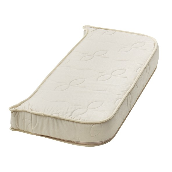Extension Matelas 90 x 40 cm pour la collection Wood Blanc Oliver Furniture