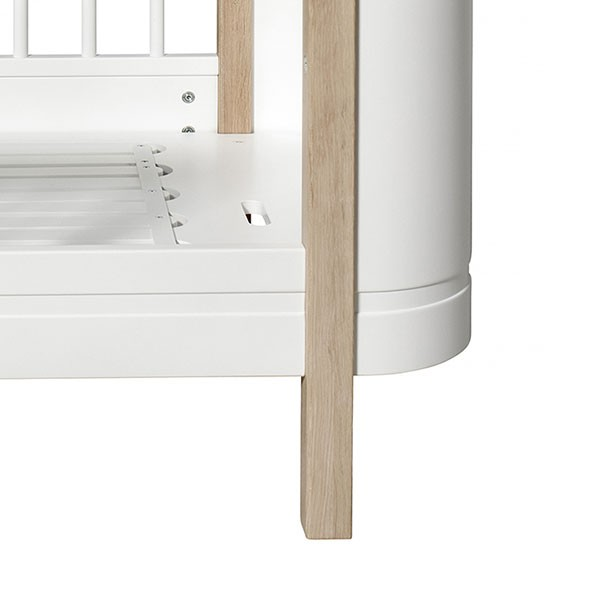 Pieds de lit junior Wood Mini+ - Chêne  Naturel Oliver Furniture