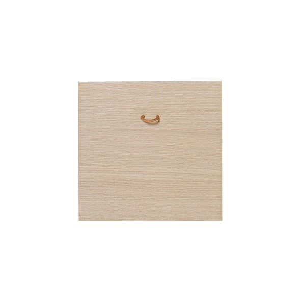 Lot de 3 boîtes - Wood Blanc Oliver Furniture