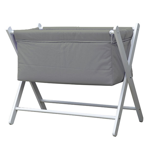 Berceau Louise - Grey Gris Bobo Kids