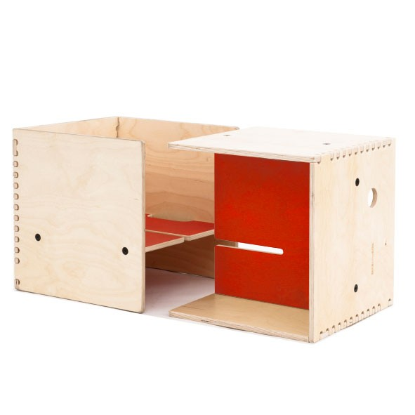 Ensemble de 2 Max in the box Naturel Perludi