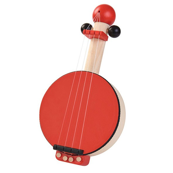 Banjo Rouge Plantoys