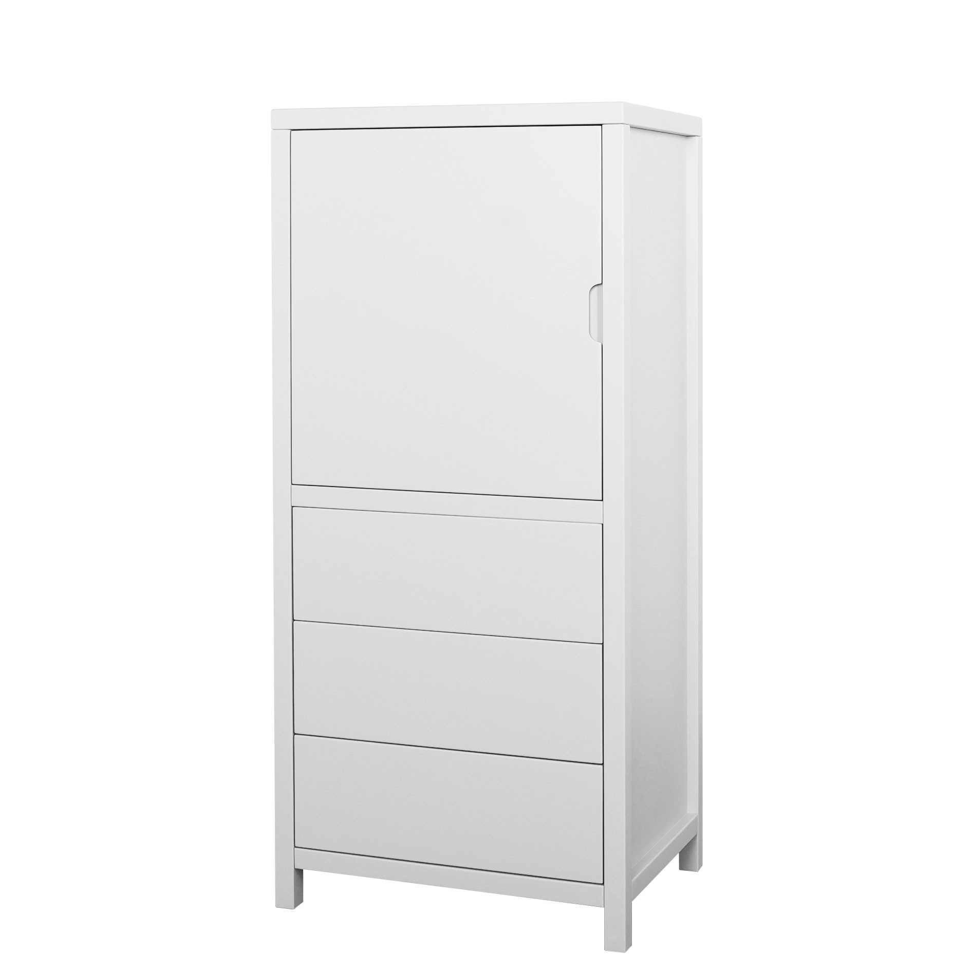 Armoire Joy Small - Blanc Blanc Quax