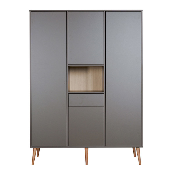 Armoire XL Cocoon - Moss Marron / Taupe Quax