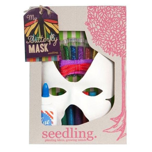 Kit mon masque papillon  Multicolore Seedling