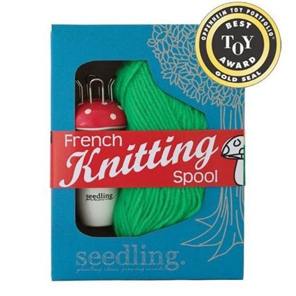 Kit de tricot Multicolore Seedling