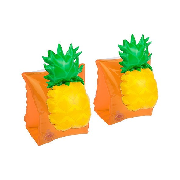 Brassards gonflables Ananas Orange Sunnylife