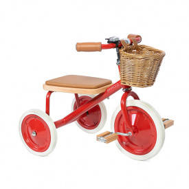 Tricycle - Rouge