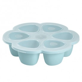 Multiportions Silicone 90ml - Bleu