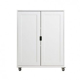Commode 2 portes M Mix & Match - Blanc