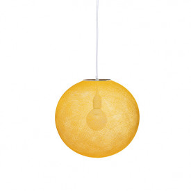 Suspension Globe Light - M - Curry