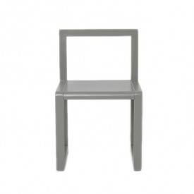 Chaise enfant Little Architect - Gris
