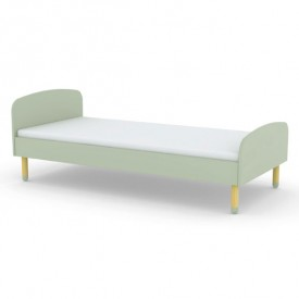 Lit simple PLAY 90 x 190 - Vert menthe