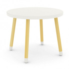 Petite table PLAY - Blanc