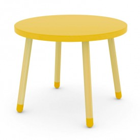 Petite table PLAY - Jaune