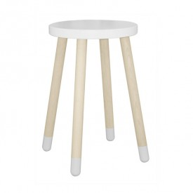 Table d'appoint PLAY - Blanc