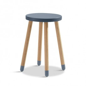 Tabouret / Table d'appoint PLAY - Blueberry