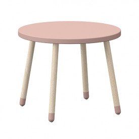 Petite table PLAY - Rose Léger