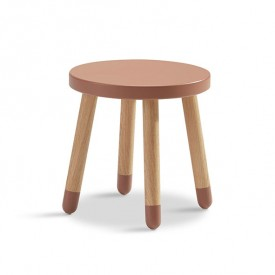 Petit tabouret PLAY - Cherry