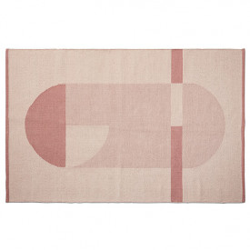 Tapis Room 120 x 180 - Misty Rose