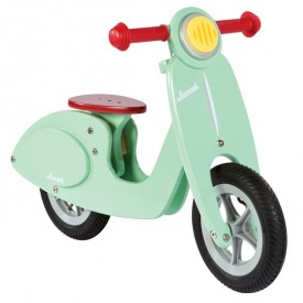 Scooter en bois Mint
