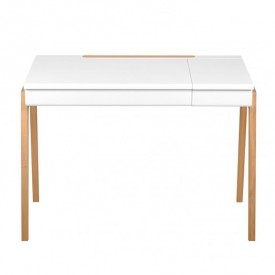 Bureau My Great Pupitre - Blanc