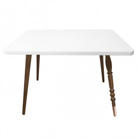 Table rectangulaire My Lovely Ballerine - Noyer