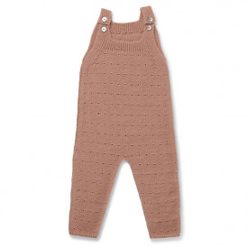 Combinaison Tricot Milly - Blush