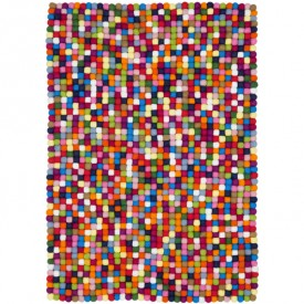 Tapis rectangulaire 90x130 cm Lotte